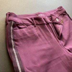 Old Navy Pants & Jumpsuits - Plum Old Navy Pixie pants